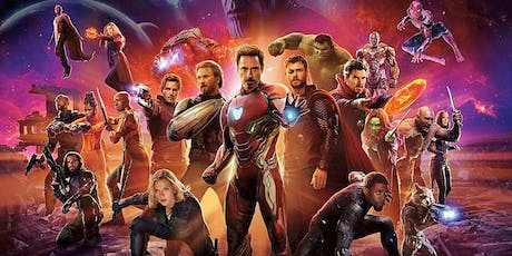Movies Under the Stars: Avengers: Infinity War tickets