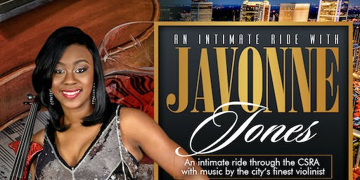An Intimate Ride with Javonne Jones