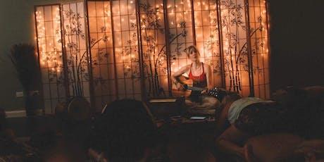 Live Music Yoga with Johanna Beekman tickets