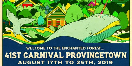 2019 Carnival-Enchanted Forest tickets