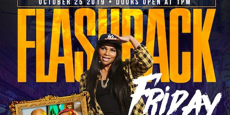 Flashback Friday GHOE Edition tickets