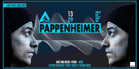 PAPPENHEIMER | Pratersauna - Minima Tickets