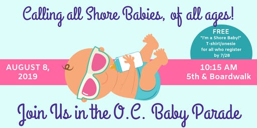 Shore's O.C. Baby Parade Walking Group