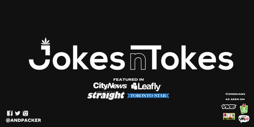 Jokes N Tokes Comedy - Vancouver