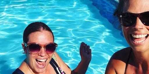 Birthy Peeps Pool Party & Potluck!!!
