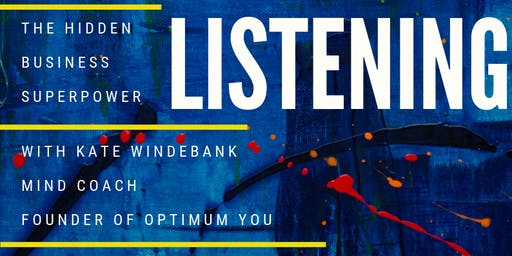 •The Art of Powerful Listening – The Hidden Superpower in Business