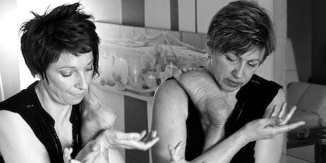 Formation au massage à 4 mains (détente musculaire et mentale) billets