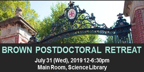Brown Postdoctoral Retreat