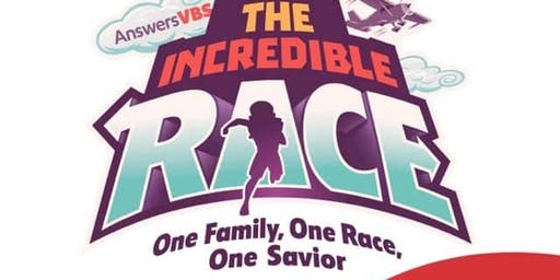 AGM The Incredible Race