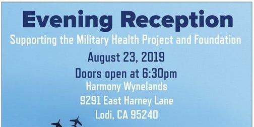 An Evening Reception for the  Military Health Project