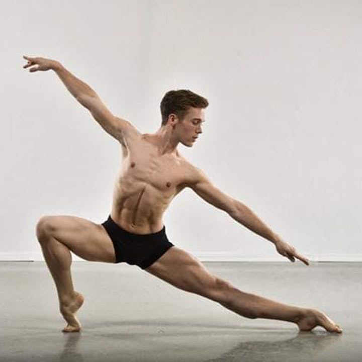 Archie is a professional ballet dancer and will pose for portrait and movement sessions.