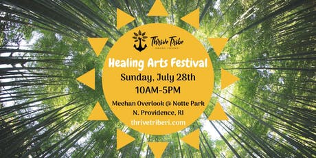 Healing Arts Festival tickets