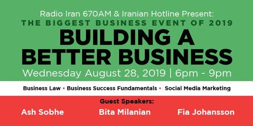 Build a Better Business - Network, Learn, Grow!