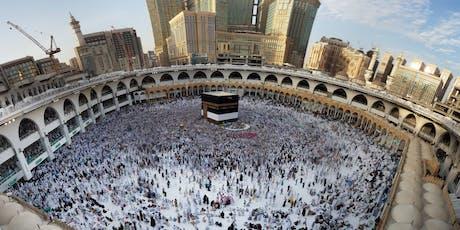 Hajj Talk, Islamic Exhibition and Eid Retail Fair tickets
