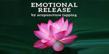 Release Your Undesired Emotion with Acupressure Tapping tickets