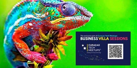 Curaçao Tech Meetups - Business Villa Sessions in Janthiel tickets