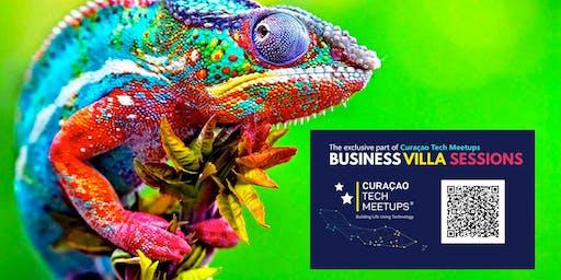 Curaçao Tech Meetups - Business Villa Sessions in Janthiel