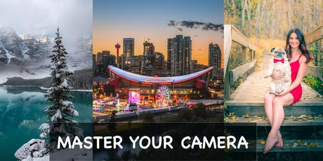 Beginner Photography Workshop August 10, 2019 tickets