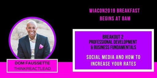 Wiacon 2019 - Woman In Action Conference 2019