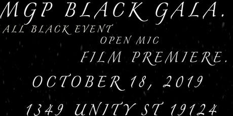 MGP BLACK GALA  tickets