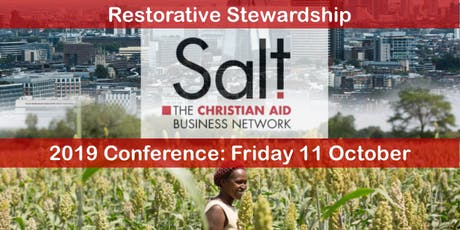 Salt Conference 2019:  Restorative Stewardship tickets