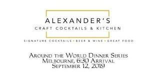 Melbourne, Around the World Dinner Series