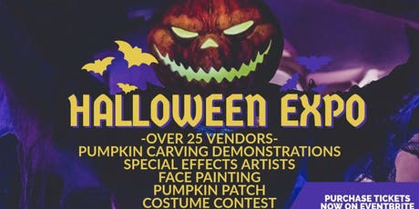 Halloween EXPO tickets