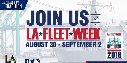 2019 LA Fleet Week REBOOT Veterans Job Fair