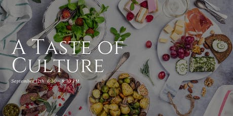 A Taste of Culture Chef Dinner - Cuisine of the Pacific Northwest tickets