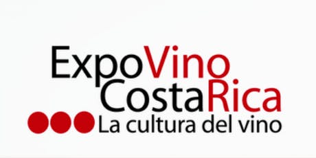 Expovino Costa Rica 2019 tickets