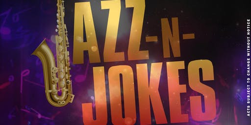 Oxnard Jazz Fest Presents: Jazz N' Jokes