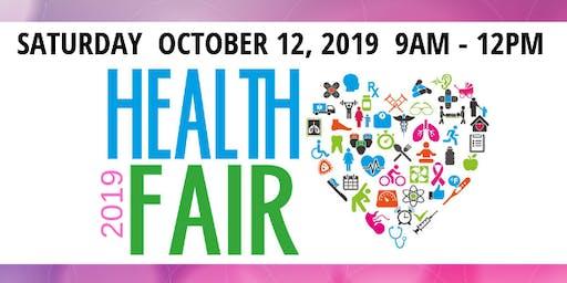 Health & Wellness Fair 2019