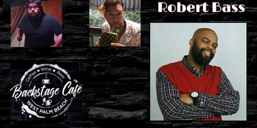 Comedy Night with Robert Bass