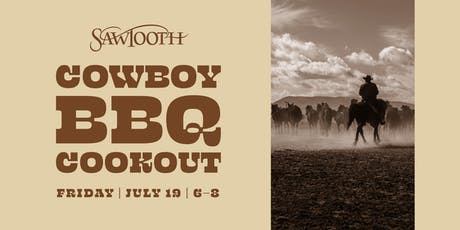 Cowboy BBQ Cookout tickets