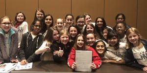 Camp Congress for Girls Dallas Fall 2019