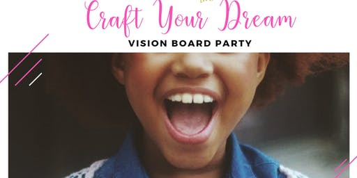Kid's Vision Board Party