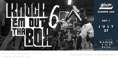 Day 1: Knock Em Out Tha Box Vol. 6 Presented by Wintor Massiv