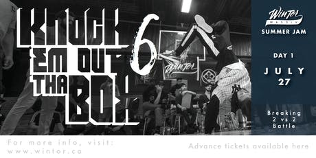 Day 1: Knock Em Out Tha Box Vol. 6 Presented by Wintor Massiv tickets
