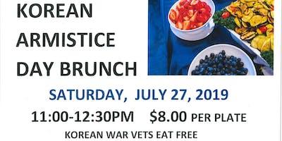Korean War Armistice Day Brunch
