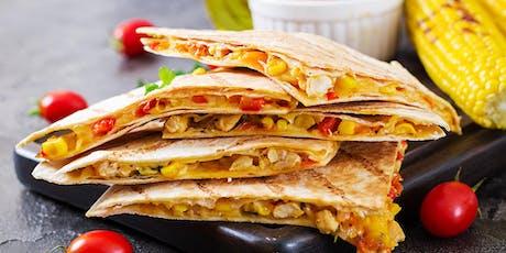 Spanish-Speaking Kid's Kitchen K &1st Grade : Mexican Made Easy tickets