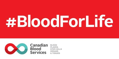 Canadian Blood Services Oshawa tickets