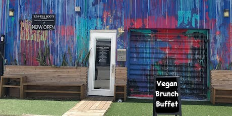 All You Can Eat Vegan Brunch Buffet  tickets