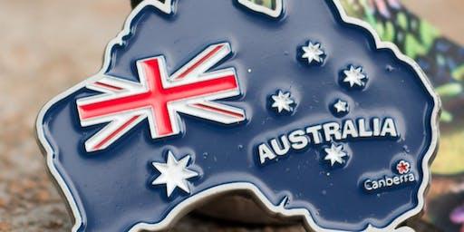 Now Only $10! Race Across Australia 5K, 10K, 13.1, 26.2 -Indianaoplis