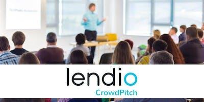 Lendio's CrowdPitch - Greenville
