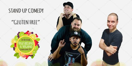 "Stand Up Comedy ""Gluten Free"" tickets"