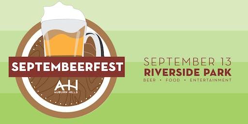 SeptemBEERfest