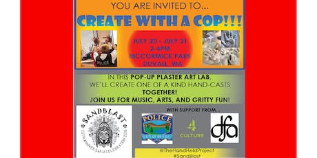 Create with a Cop! tickets