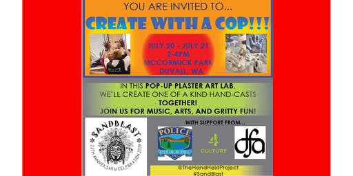 Create with a Cop!