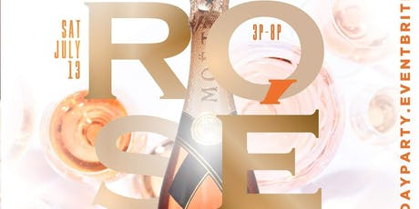I Love Day Parties presents Rose All Day Party  @ Level Uptown  tickets