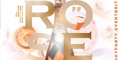 I Love Day Parties presents Rose All Day Party  @ Level Uptown